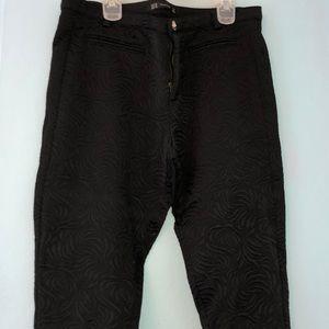 Zara pants with beautiful detailing.